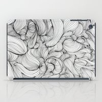 fabric iPad Cases featuring Fabric by DuckyB