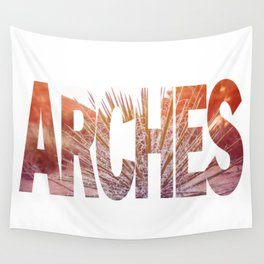 Arches National Park, Southern Utah Wall Tapestry
