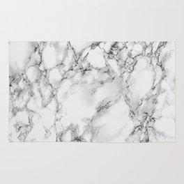 white marble IV Rug