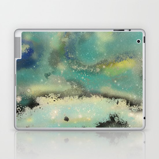Postcards From Pluto 2 Laptop & iPad Skin