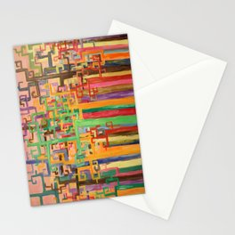 Tree Abstraction  Stationery Cards