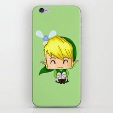Chibi Link iPhone & iPod Skin