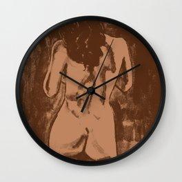 Lovers 2 Wall Clock