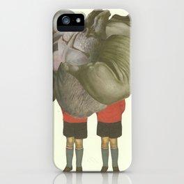 MEUS GEMINUS iPhone Case
