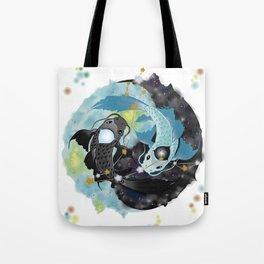 Dream Kois: Piscis Tote Bag