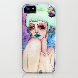 Nymph iPhone Case