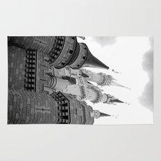 Disney Castle Rug