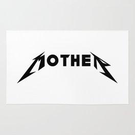 Metal Mother Rug