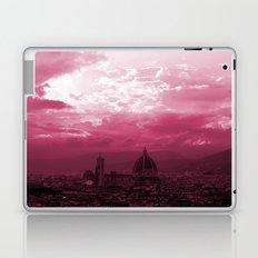 red florence Laptop & iPad Skin