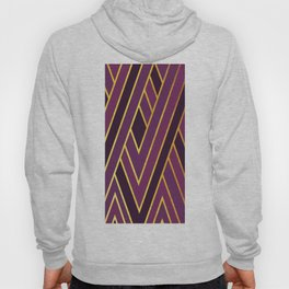 Art Deco Graphic No. 156 Hoody