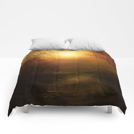 April Ethereal Comforters