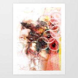 fütürizm Art Print