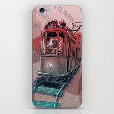 Winged Tram iPhone & iPod Skin