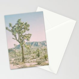 Joshua Tree Ombre Stationery Cards