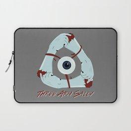 Three Arm Sally Laptop Sleeve