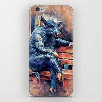 taurus iPhone & iPod Skins featuring Taurus by jbjart