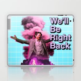 Eric Andre Aesthetic Laptop & iPad Skin