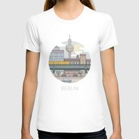 berlin T-shirts featuring Berlin by fabric8