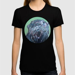 Gramm the Otter T-shirt