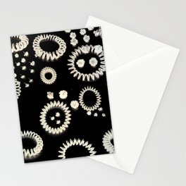 Rings of fire Stationery Cards