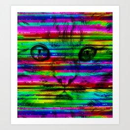 Catatonic Art Print