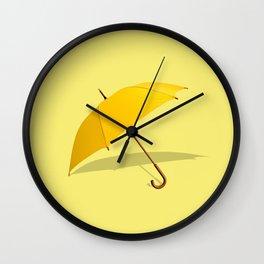 HIMYM - The Yellow Umbrella Wall Clock