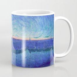 Jansson's Sunrise over Riddarfjärden Coffee Mug