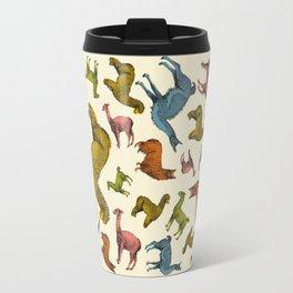 camelids Travel Mug