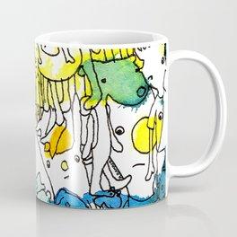 Character Cohesion Coffee Mug