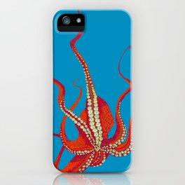 Stitches: Octopus iPhone Case