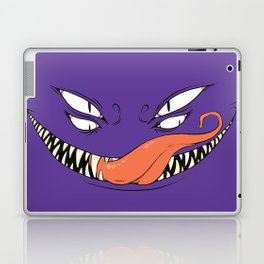 Little Purple Monster Laptop & iPad Skin
