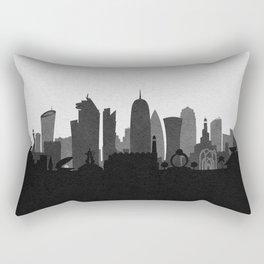 City Skylines: Doha Rectangular Pillow