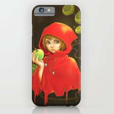 Poison Apple & A Little Red Hood iPhone 6s Slim Case