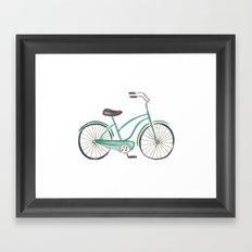 Ride Framed Art Print