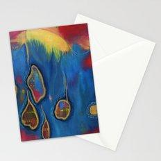 Tiptoeing Through Dawn Stationery Cards