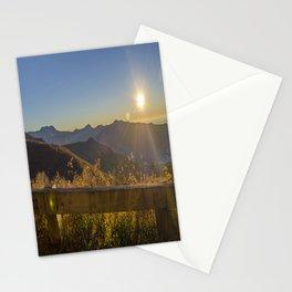 Sunrise on the Blue Ridge #2 Stationery Cards