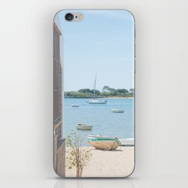Sea View iPhone Skin