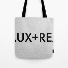 Faux-Real Tote Bag