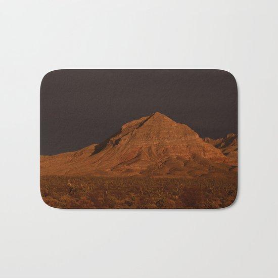Desert Alpenglow Bath Mat