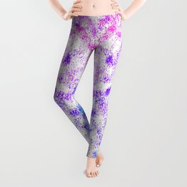 Totally Awesome 80s Colorful Ombre Leggings