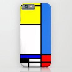 Mondrian New Slim Case iPhone 6s
