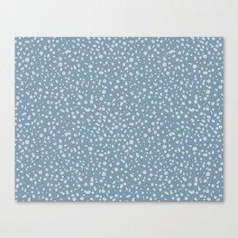 Arctic Thaw - Grey Canvas Print