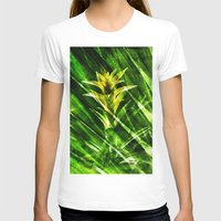 tropical T-shirts featuring Tropical by cafelab