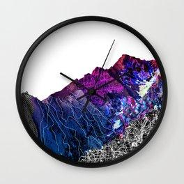 Landslide Wall Clock