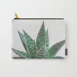 Aloe Tiki Carry-All Pouch