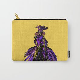 african lady Carry-All Pouch