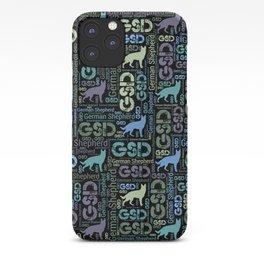German Shepherd Dog - GSD iPhone Case