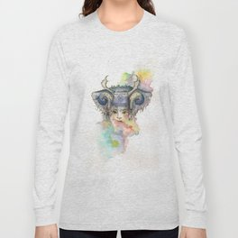 Color Me Hmong Long Sleeve T-shirt
