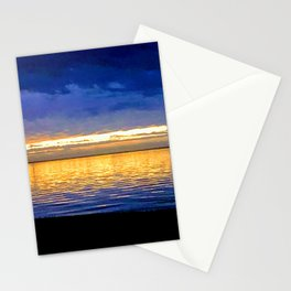 Multilayered World #Society6 #photography #sunrise  Stationery Cards