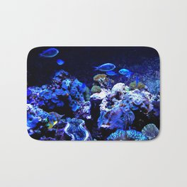 Fishies Bath Mat